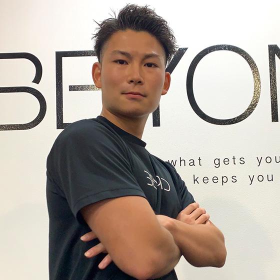BEYOND 横浜店 宮崎 拓弥の写真